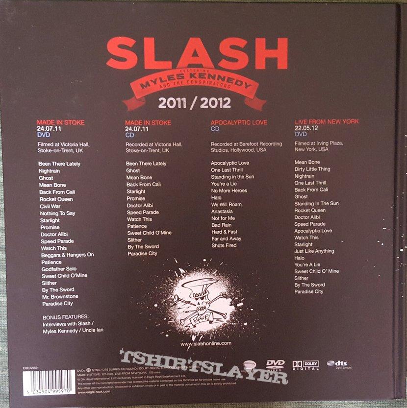Slash feat  Myles Cennedy & the Conspirators -
