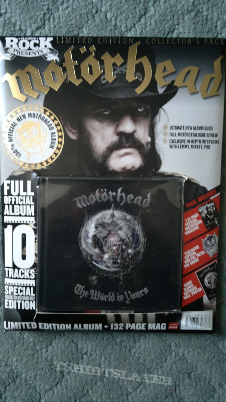 Metal Hammer & Classic Rock Collector's Fan Packs