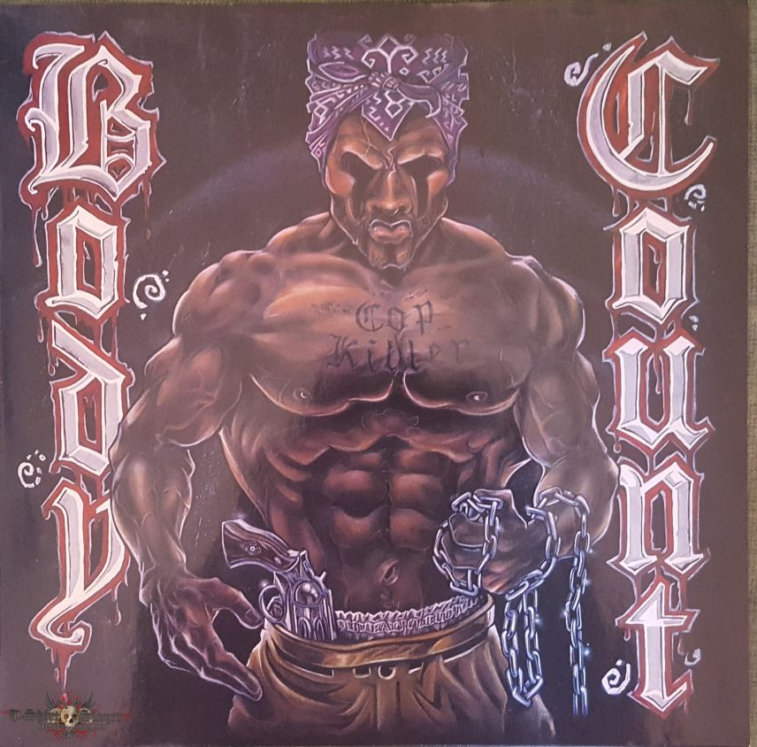 """Body Count - """"Body Count"""" LP"""