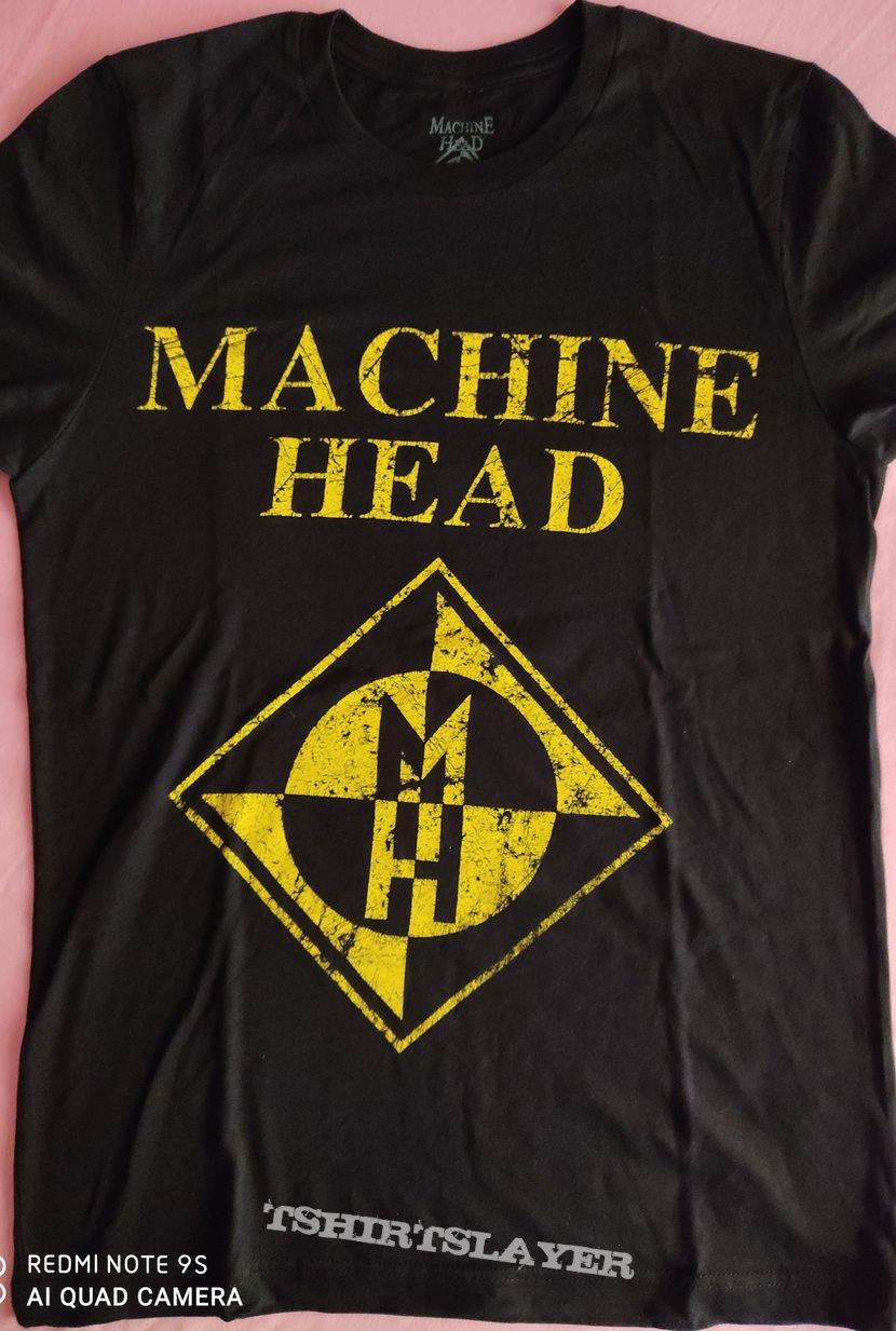 "Machine Head - ""Fuck It All"" official reprint t-shirt"