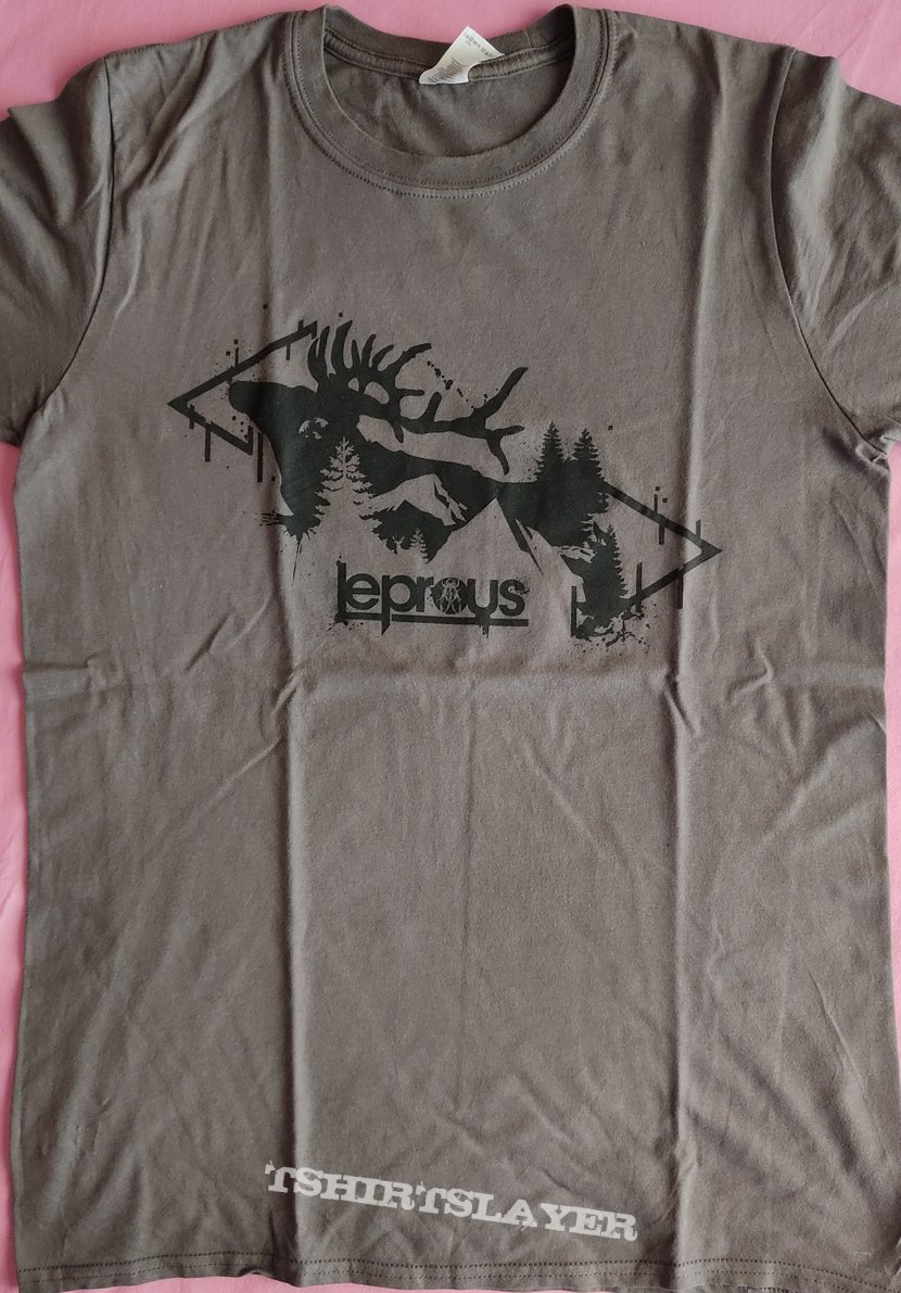 Leprous official t-shirt