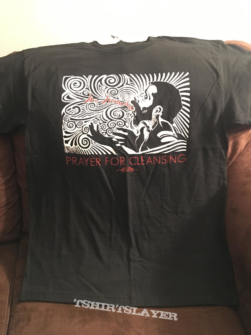 Prayer for Cleansing tee size large reprint