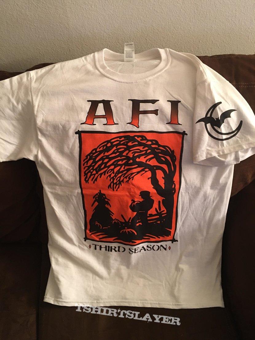 AFI size large tee reprint