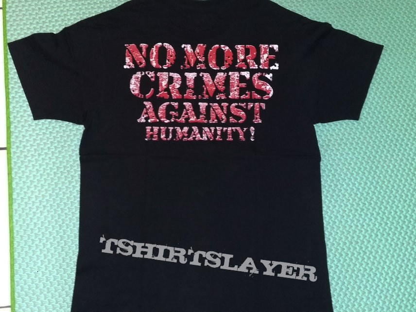 """13. Absolute Defiance """"Systematic Terror Decimation"""" T-shirt"""