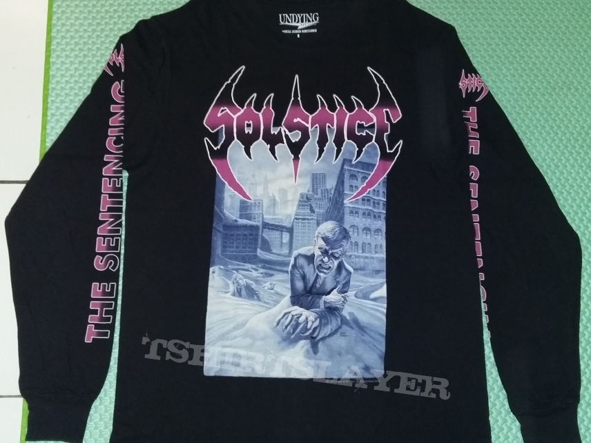 "12. Solstice ""The Sentencing"" Long Sleeve"