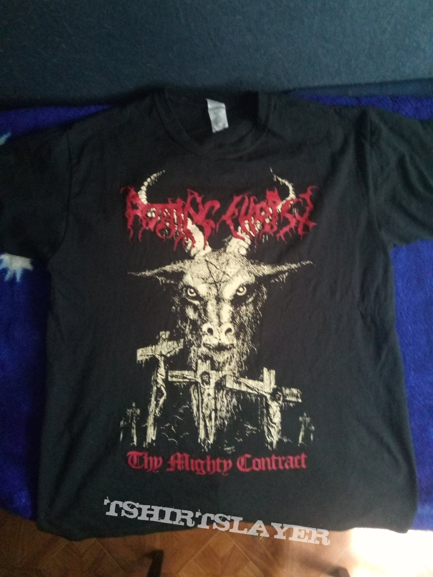 Rotting Christ - Thy Mighty Contract