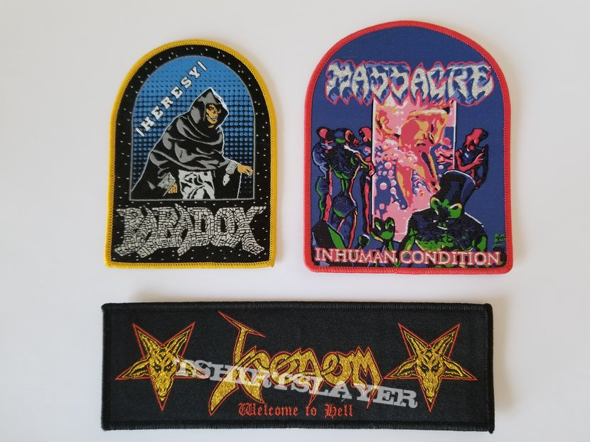 Patches from zilin