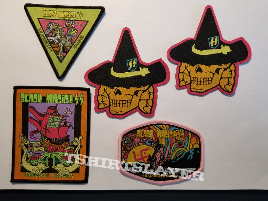 patches and pins for Demolition_hell_hammer