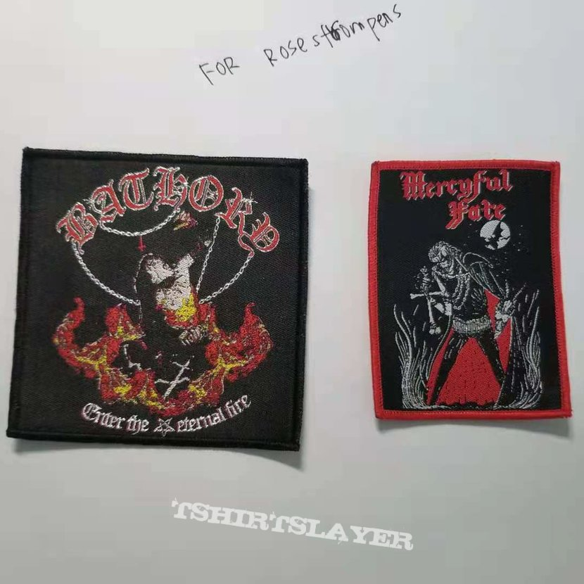 patches for Rosesfrompens