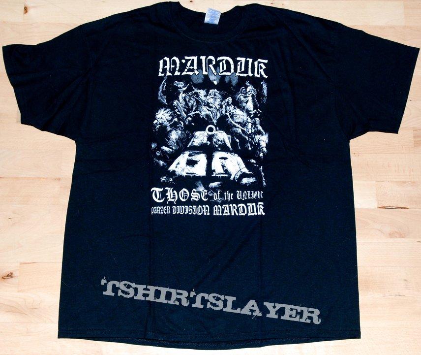 Marduk tour Tshirt xxl