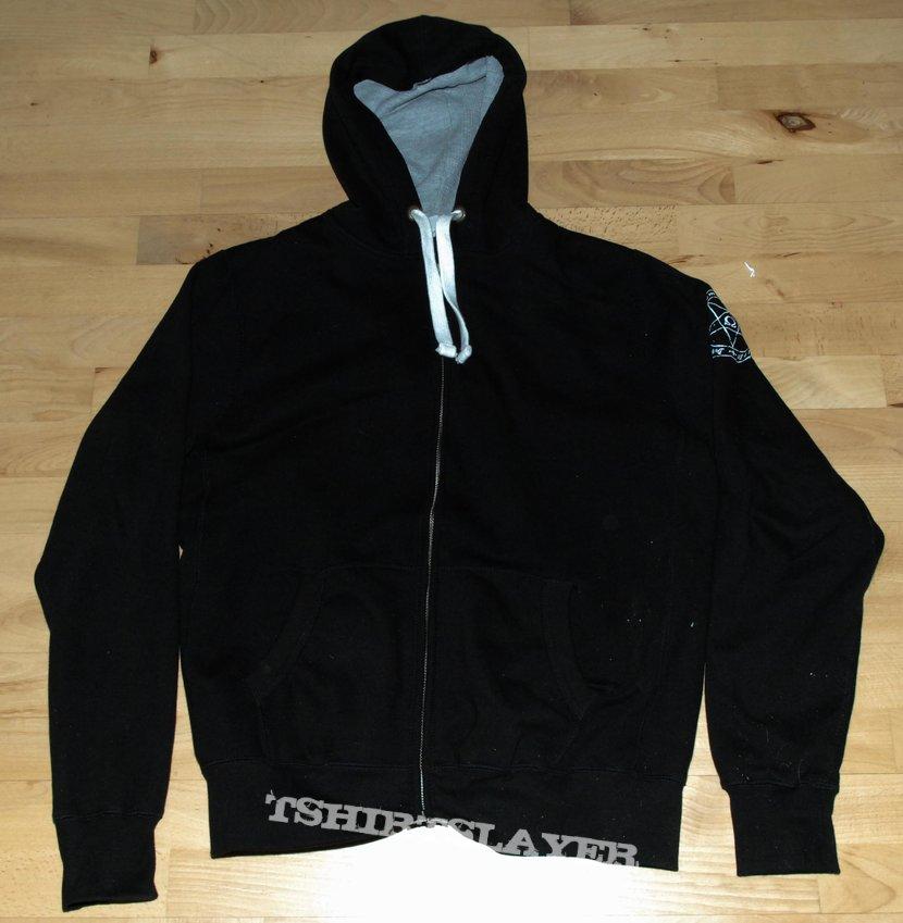 Deathspell Omega zip hoodie xl