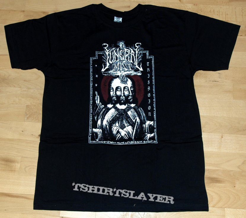 "Funeral Mist ""Trisagion"" Tshirt xxl"
