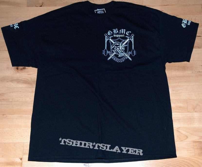 German Black Metal Commando Tshirt xxl