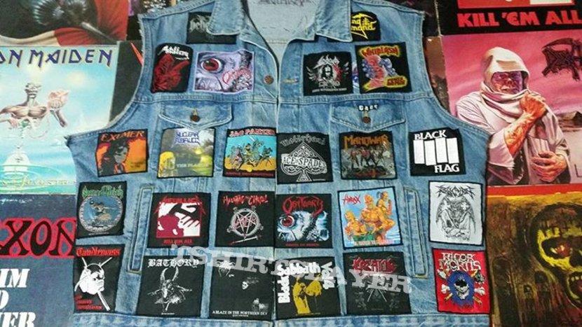 Complete Battle Jacket