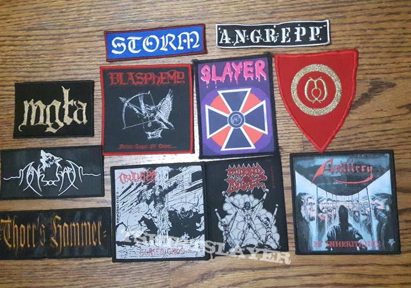 Patches