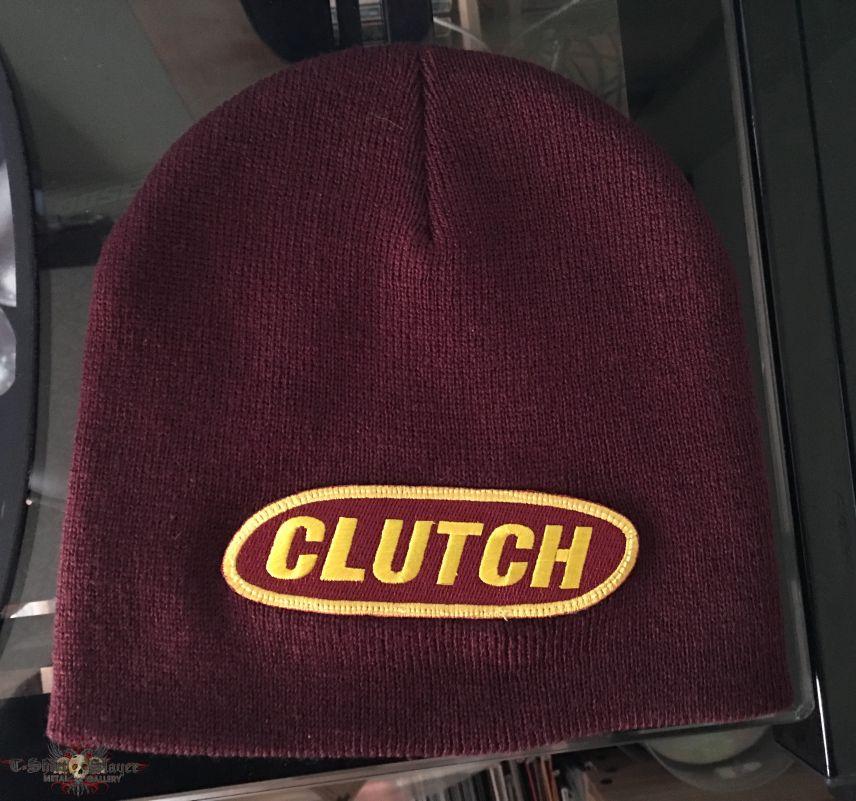 Self made Clutch beanie