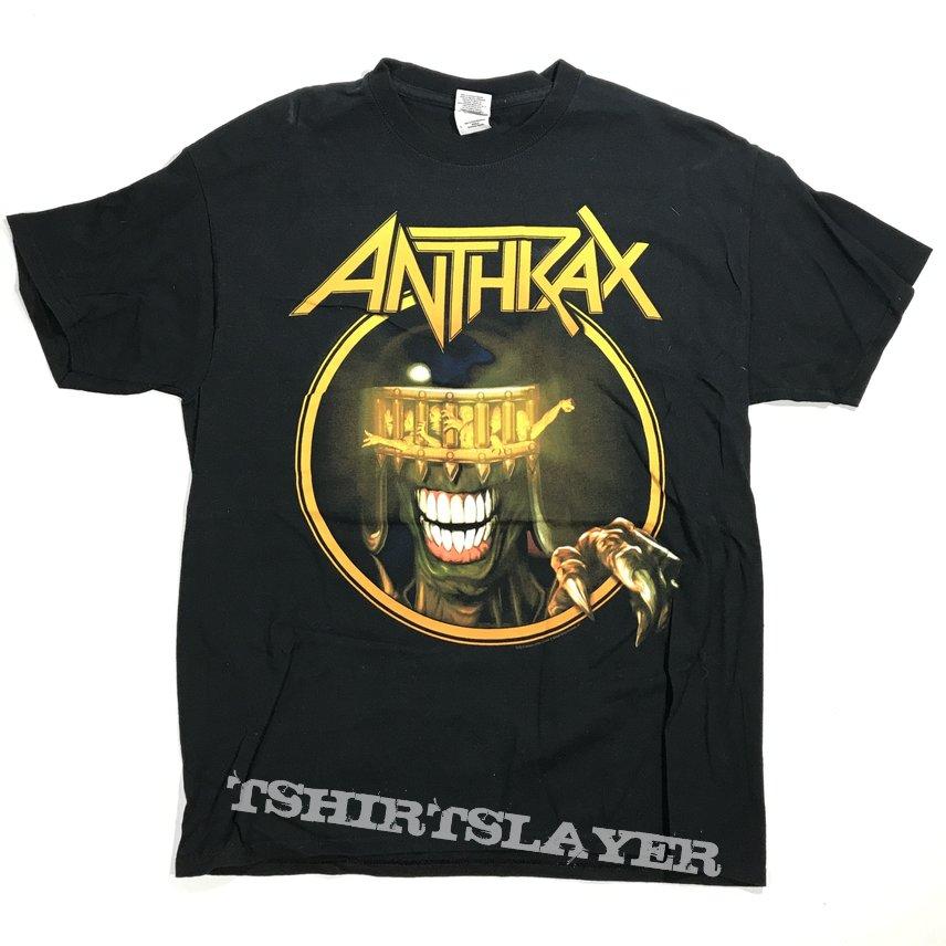 ©2013 Anthrax - North America Tour shirt