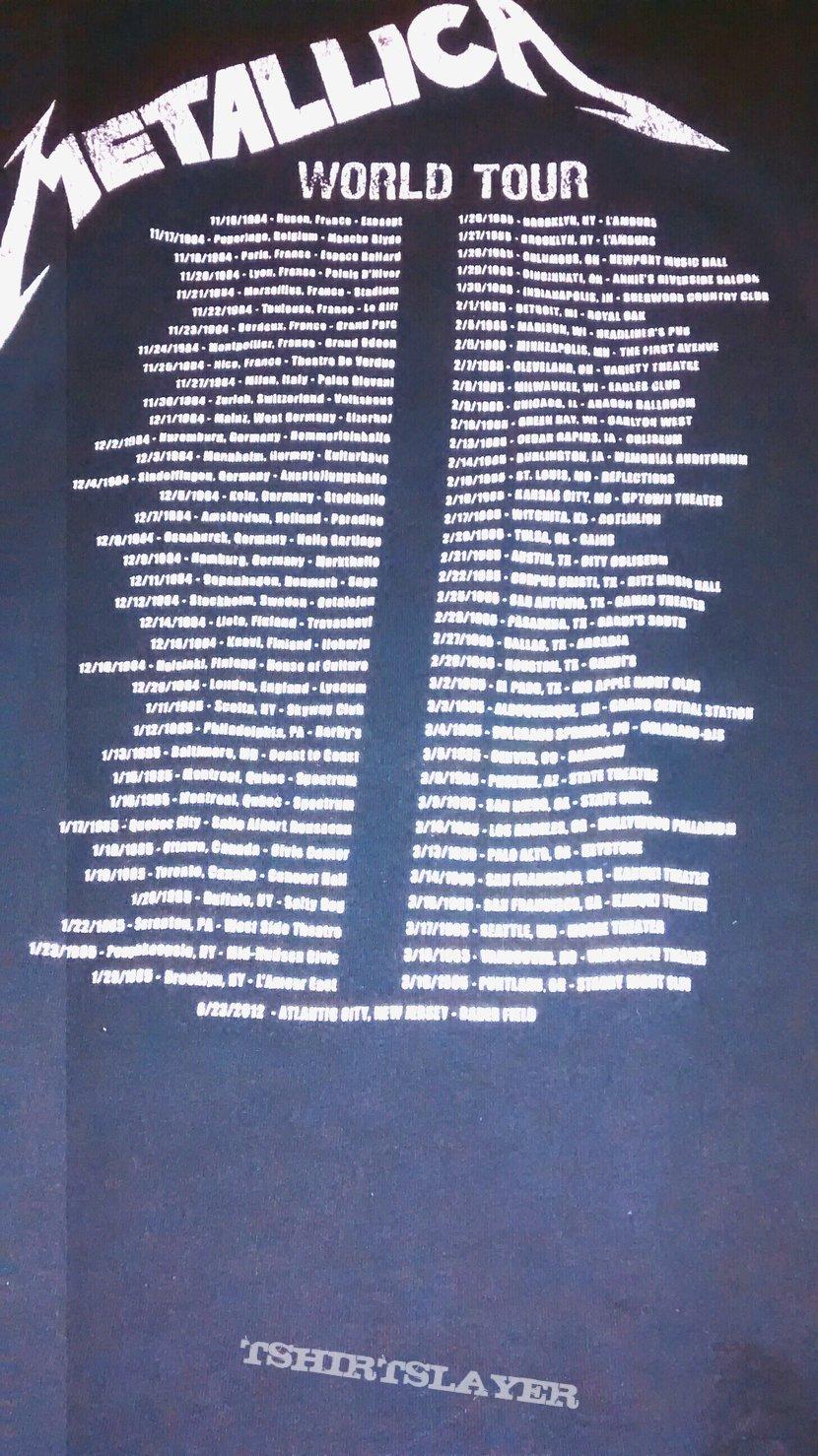 Metallica RTL:Tour 2012