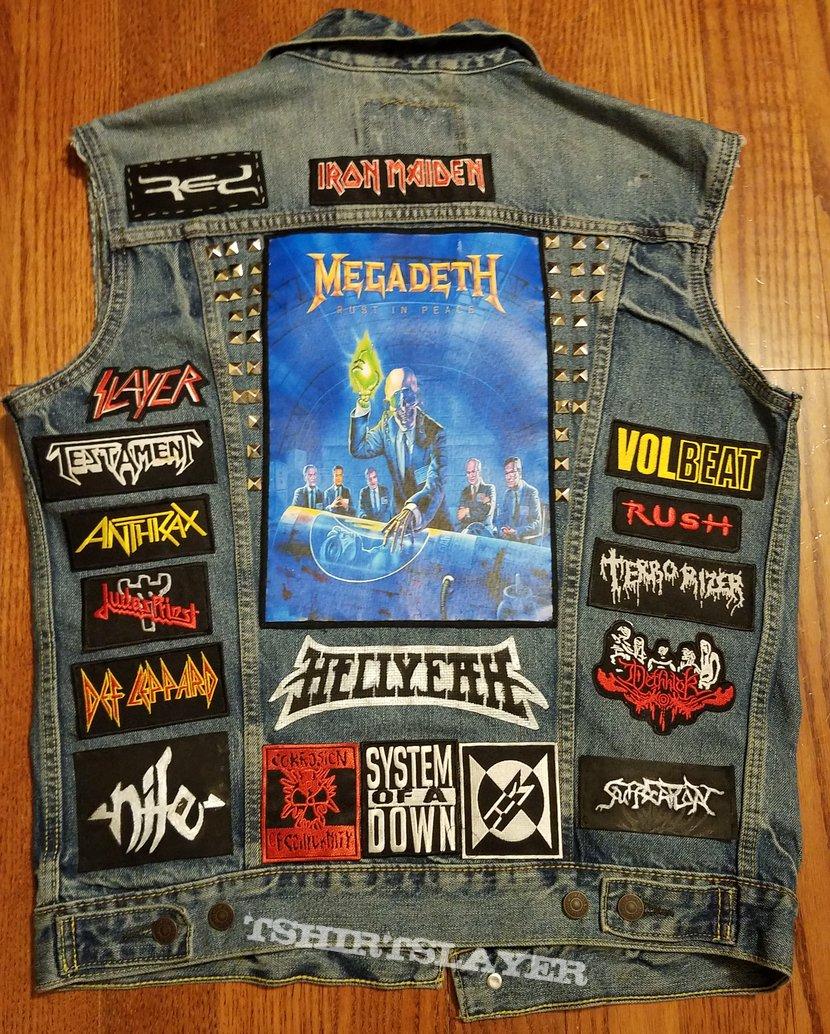 My first battle vest