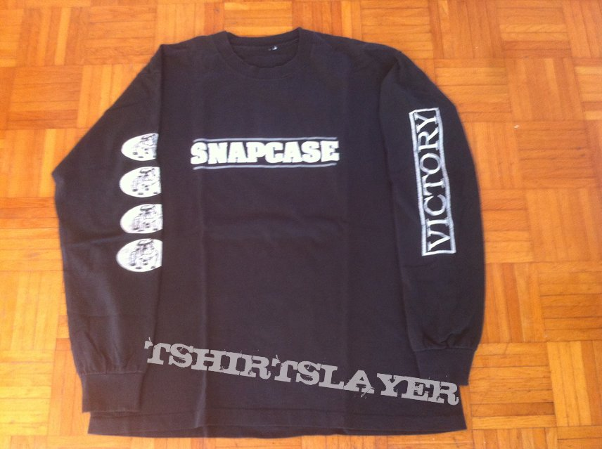 Snapcase body goes numb longsleeve