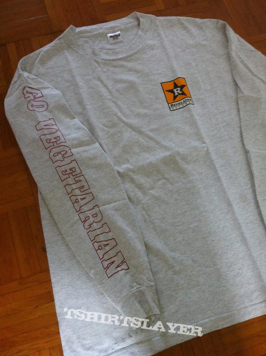 """Youth of Today """"No more"""" longsleeve"""