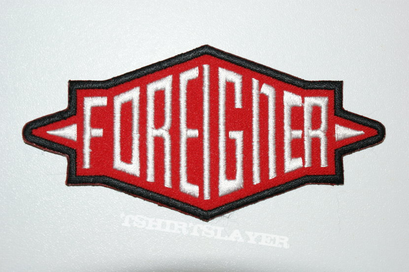 Foreigner patch