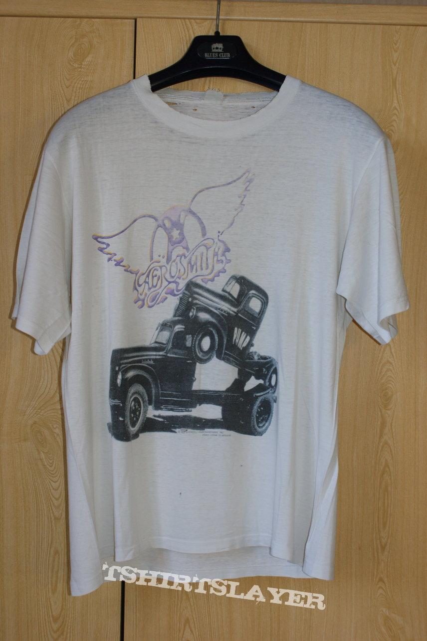 Aerosmith Pump official T Shirt
