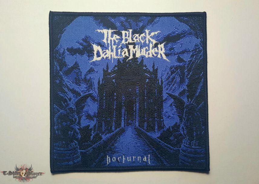 The Black Dahlia Murder Nocturnal Patch