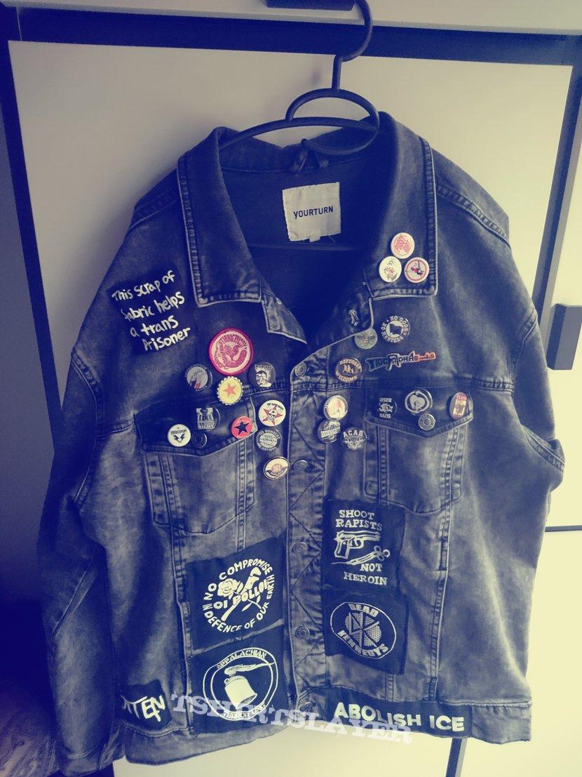 Punk denim