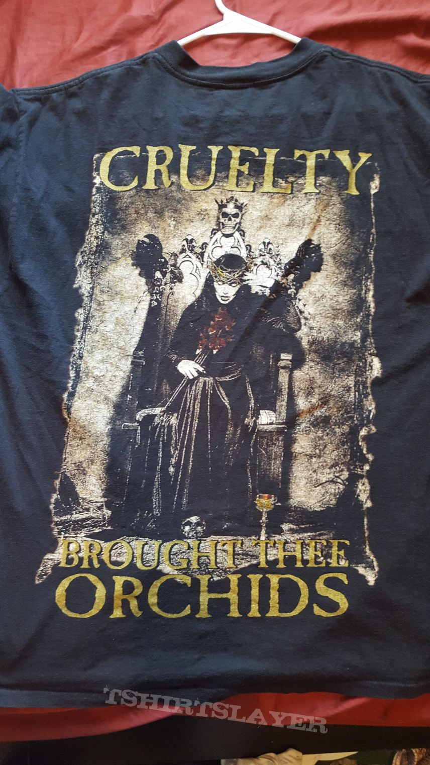 Cruelty Brought Thee Orchids