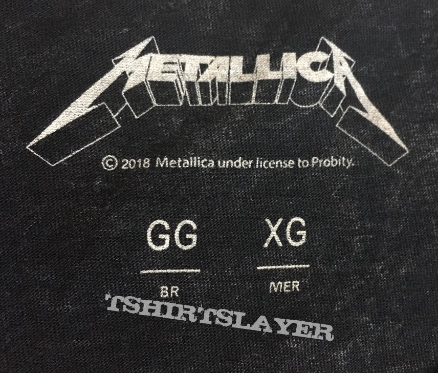 Metallica - The Four Horseman shirt