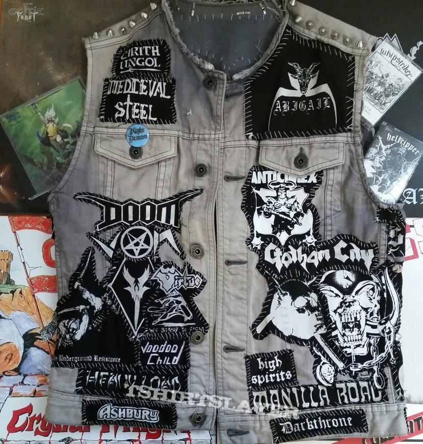 Metal Noir Ravageur Full DIY Uptade