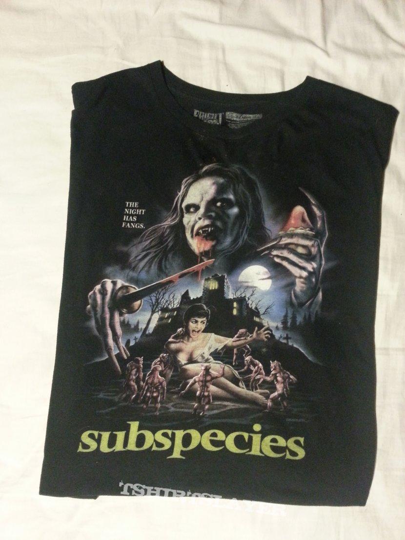 Subspecies Shirt