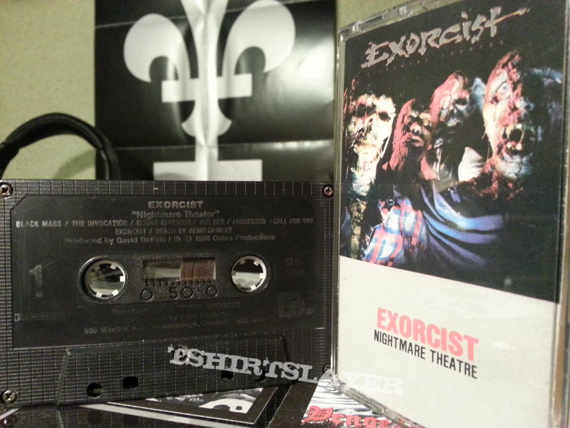 Exorcist - Nightmare Theatre Cassette