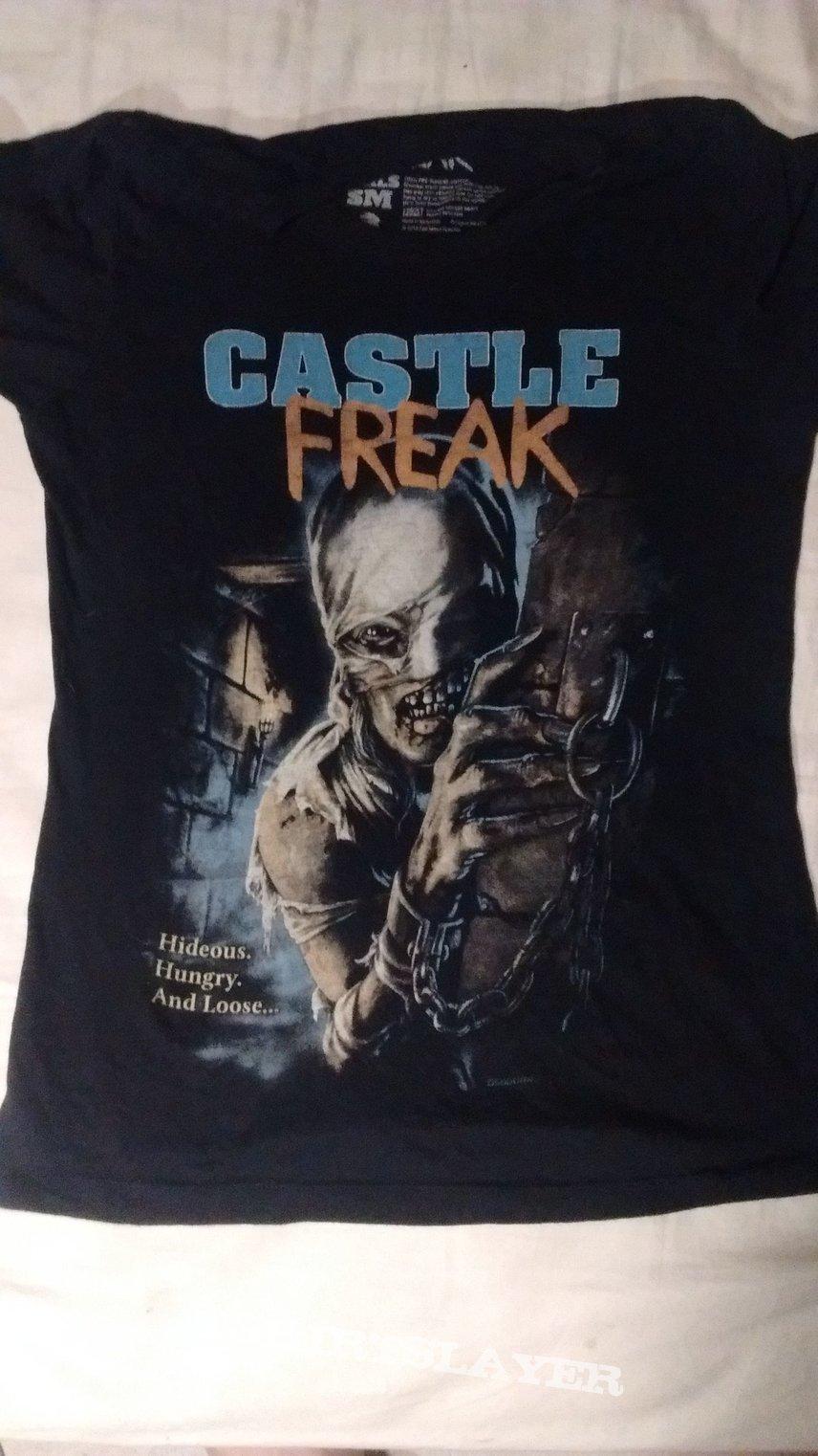 Castle Freak Girlie Shirt,