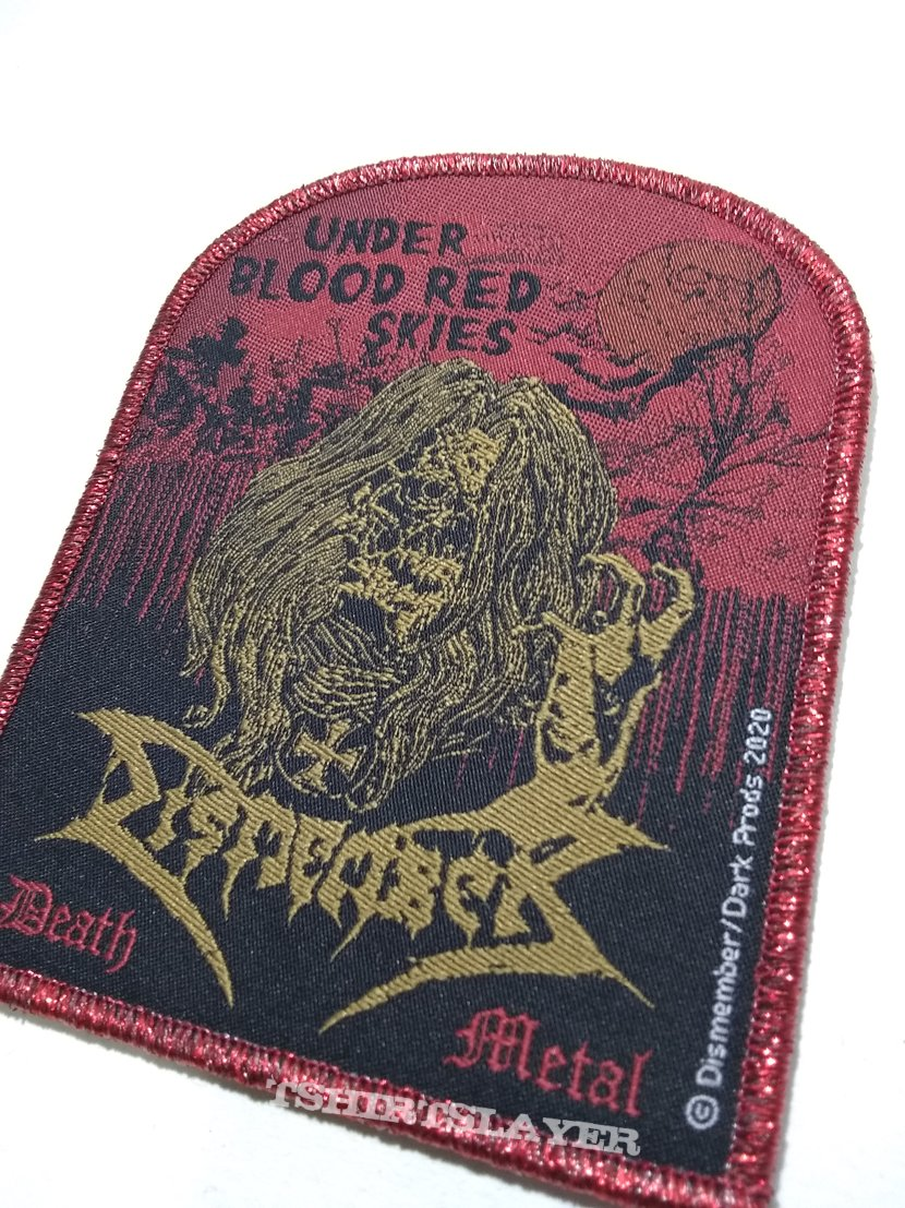Dismember Official Woven Patch