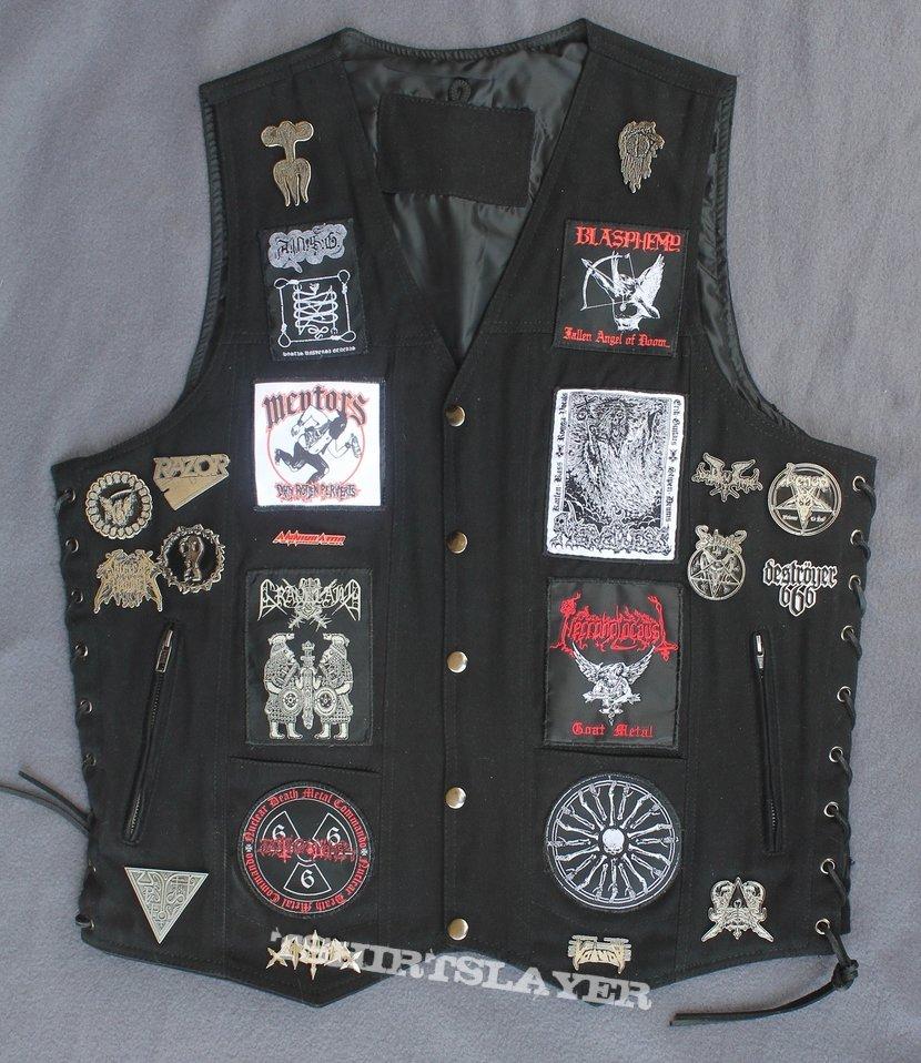 Canadian Battle Jacket