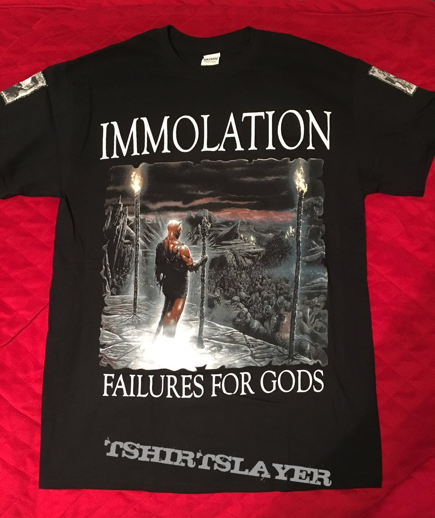 Failures for Gods Official