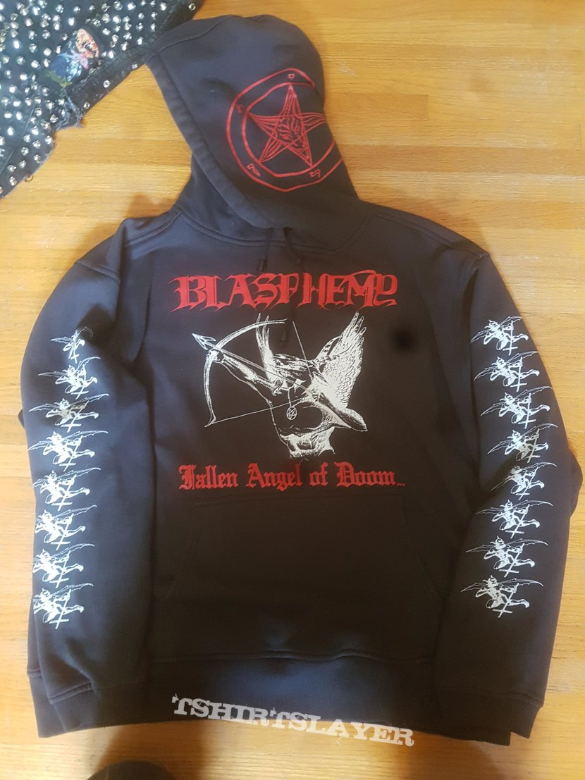 Blasphemy FAOD hoodie