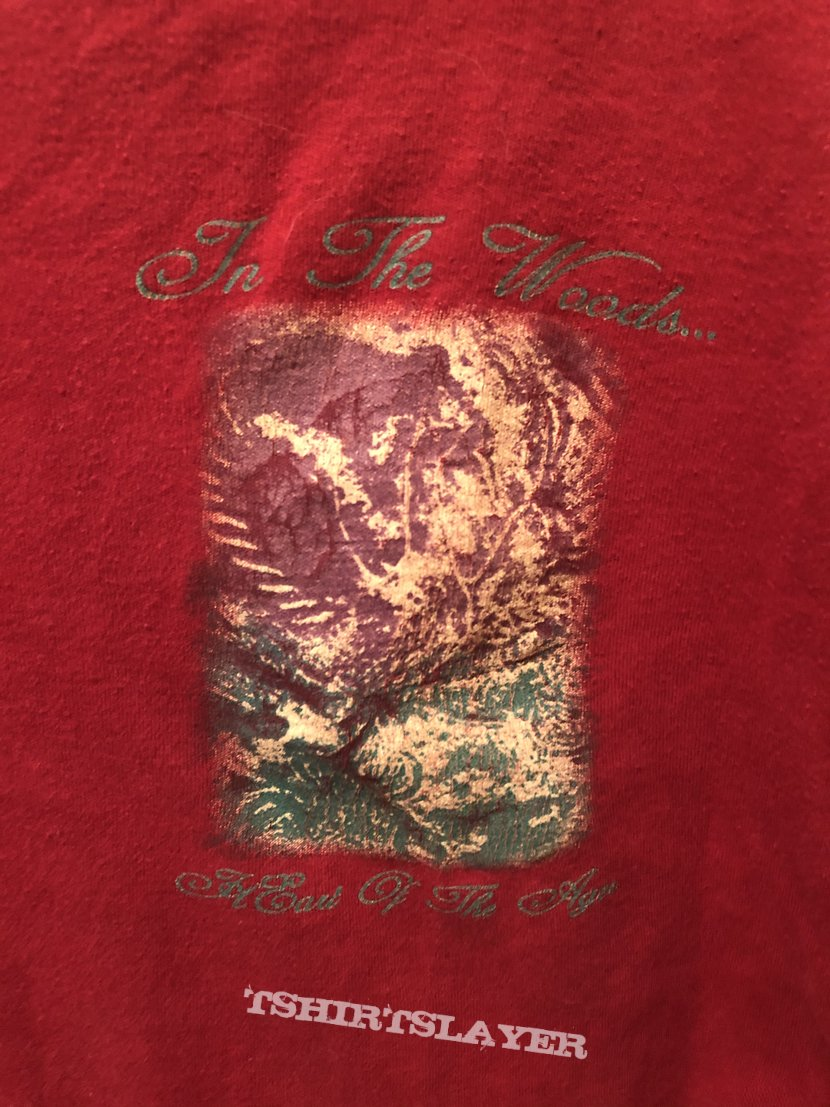 In the Woods... HEart of the Ages Long sleeve