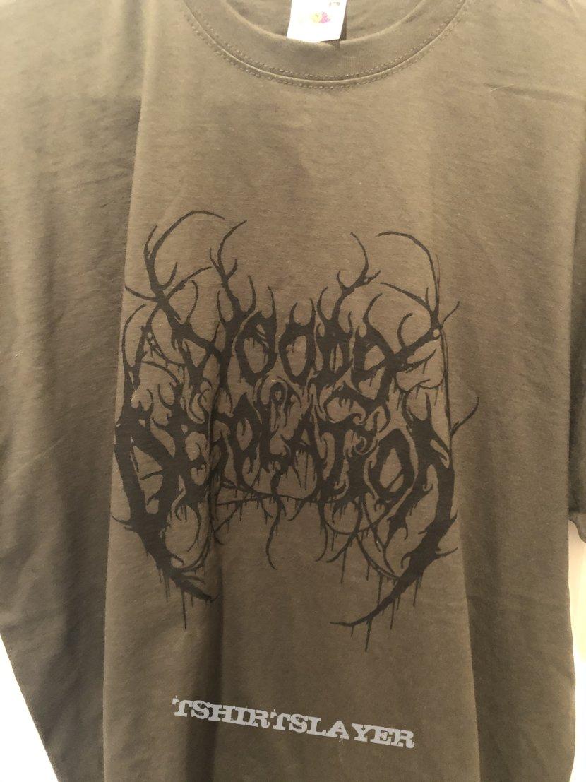 Woods of Desolation shirt