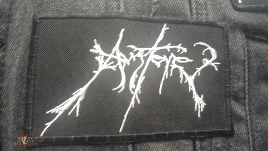 Austere - Old Logo Patch - 2017
