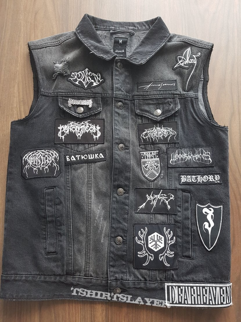 Black Metal Battlevest - 2 Month Update!