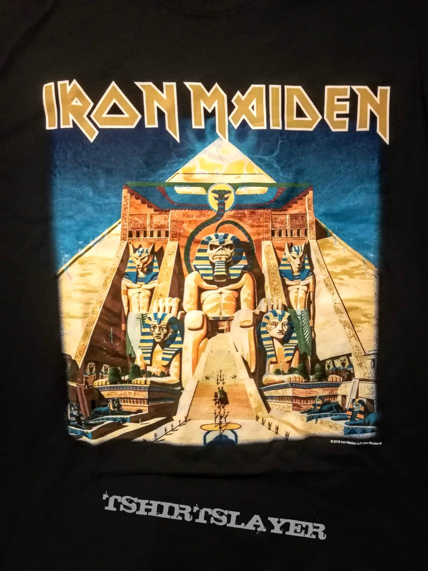 Iron Maiden Powerslave 2018
