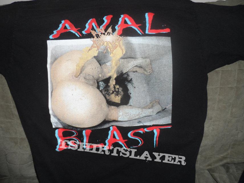 Anal Blast  tub girl