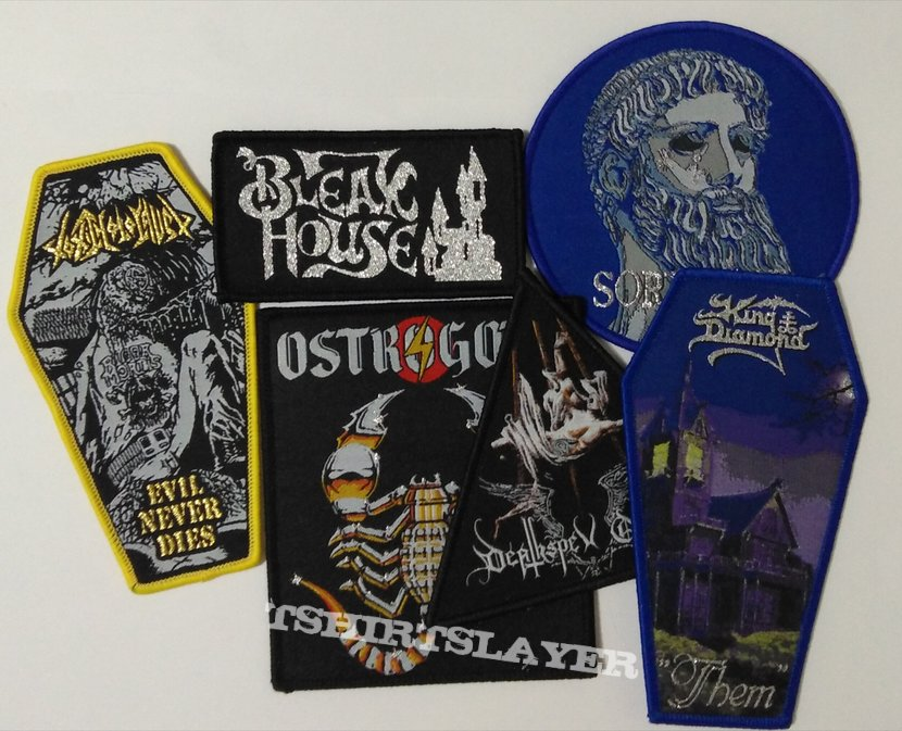 Patches for Dark Penguin
