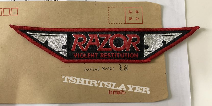 Razor for BloodFireDeath88