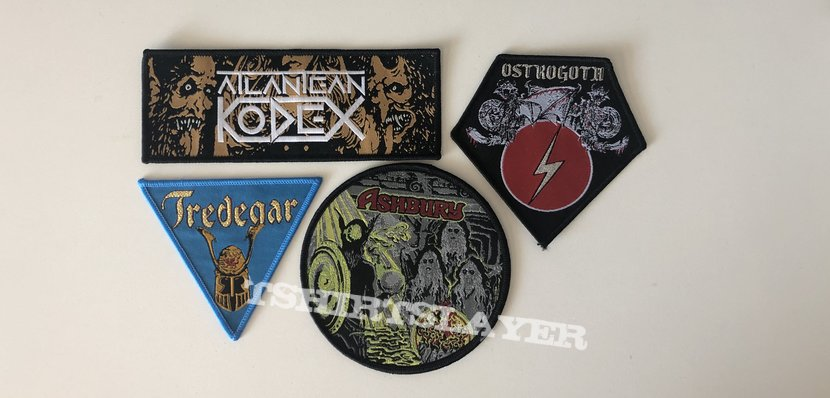 Patches for Siri Keeton