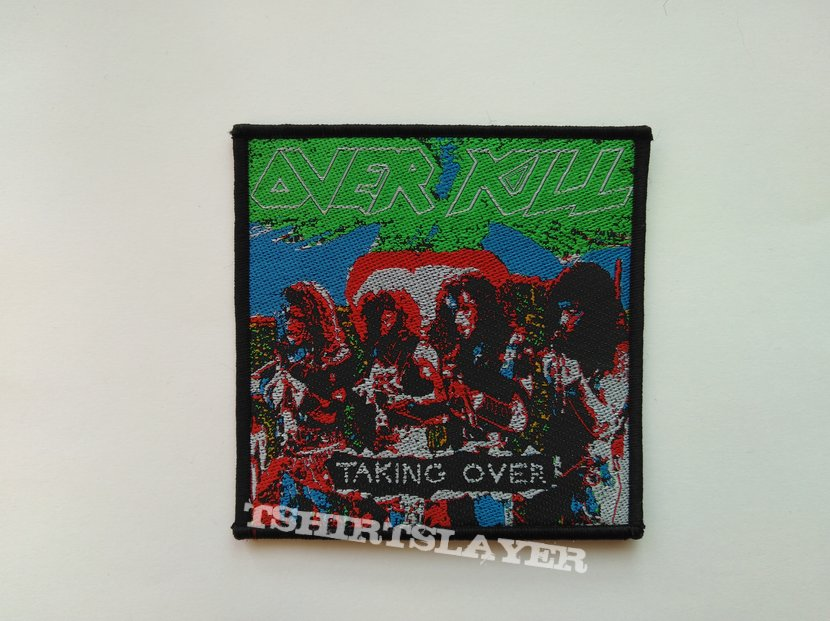 Overkill 1987
