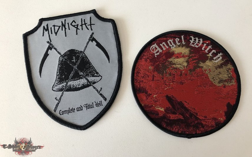 Patch for Bubba Black
